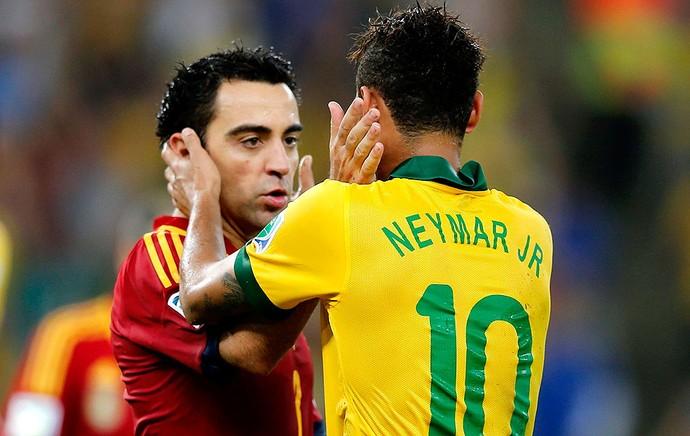 8374c7680f neymar brasil xavi hernandez espanha final copa das confederações (Foto   Agência Reuters)