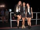 Show da cantora Lady Gaga no Rio reúne famosos em camarote