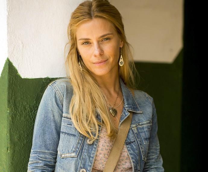 Carolina Dieckmann é Lara em A Regra do Jogo (Foto: João Miguel Júnior/ Globo)