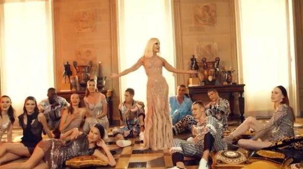 Donatella Versace (Foto: Reprodução/ Instagram)