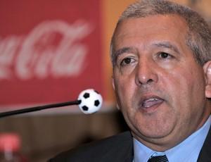 Uruguaio Gustavo Ferrín , novo técnico da Angola (Foto: Agência AFP)