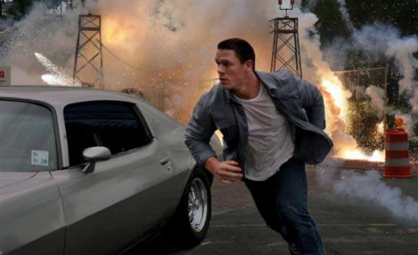 '12 Rounds' é dirigido por Renny Harlin e estrelado por John Cena (Foto: Divulgação / Reprodução)
