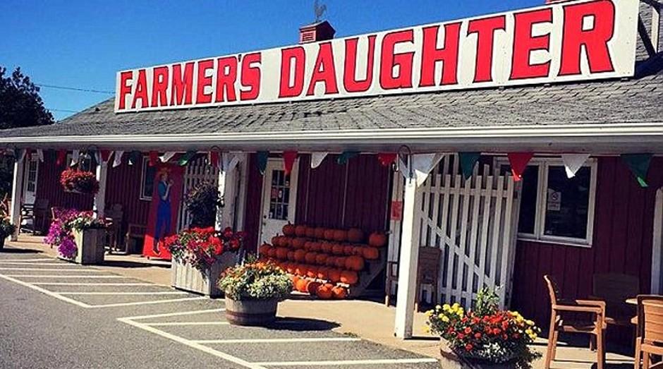 The Farmer's Daughter Country Market, no Canadá (Foto: Reprodução)