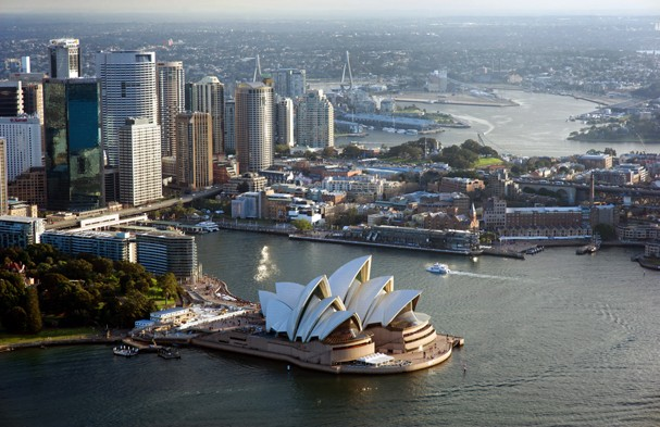 Sydney: motivos pra conhecer a cidade mais famosa da Austrália