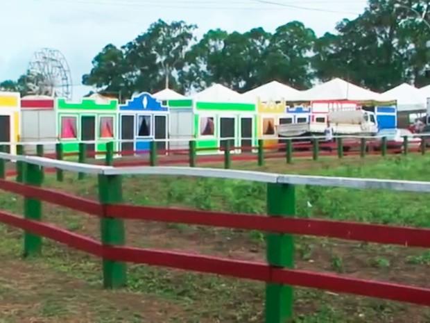 Expofeira (Foto: Reprodução/TV Subaé)
