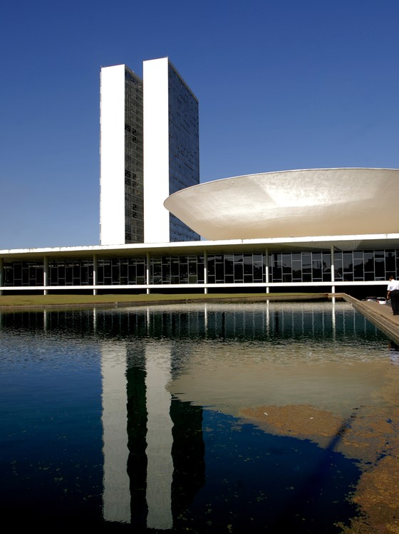 Câmara dos Deputados (Foto: EBC)