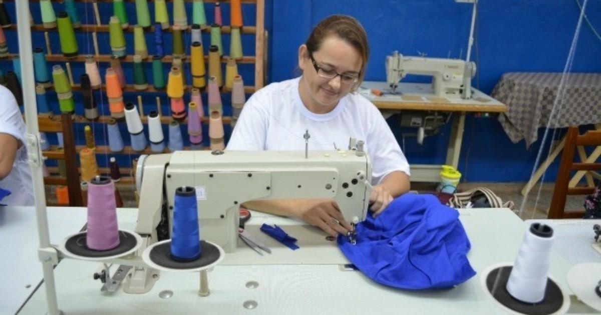 Hortolândia abre inscrições para 60 vagas no curso de costura ... - Globo.com