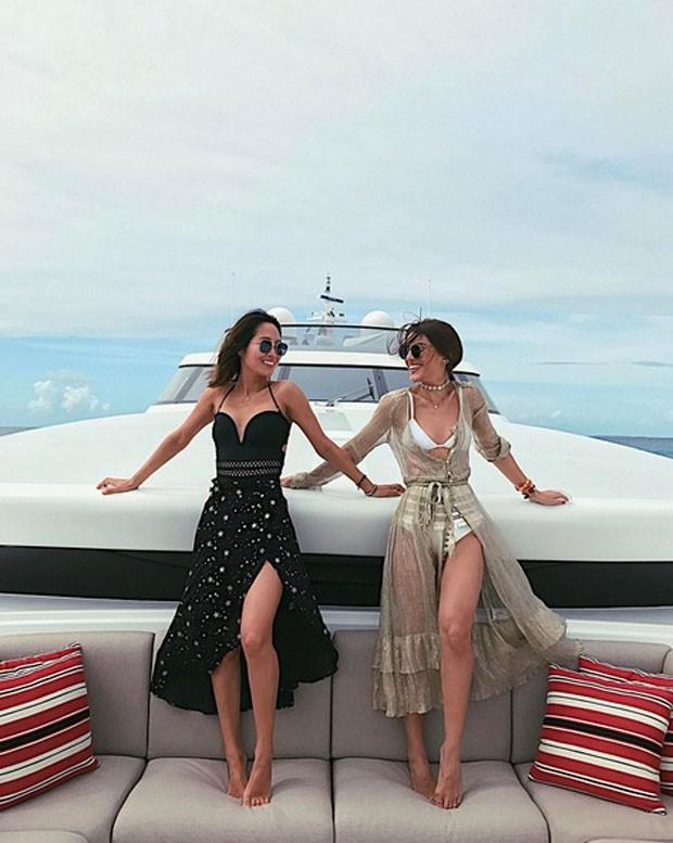 Conheça os hotéis luxuosos que as celebridades escolheram para as férias (Foto: Reprodução)
