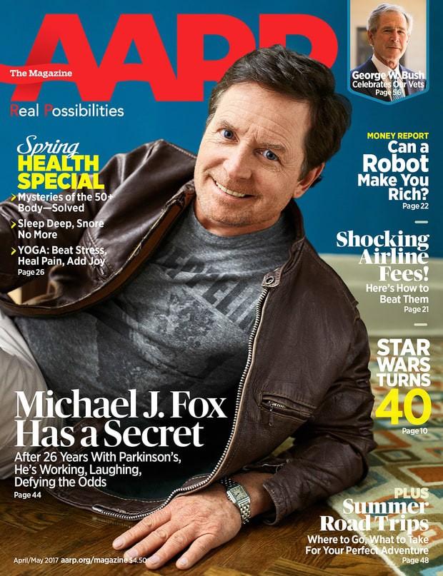 Michael J. Fox (Foto: Reprodução)