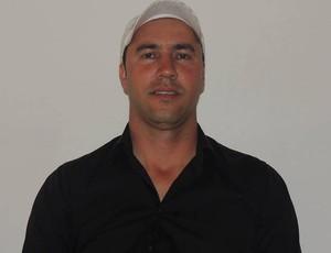 Marcos Danilo Ferrari, técnico do Palmeira-RN (Foto: Divulgação)