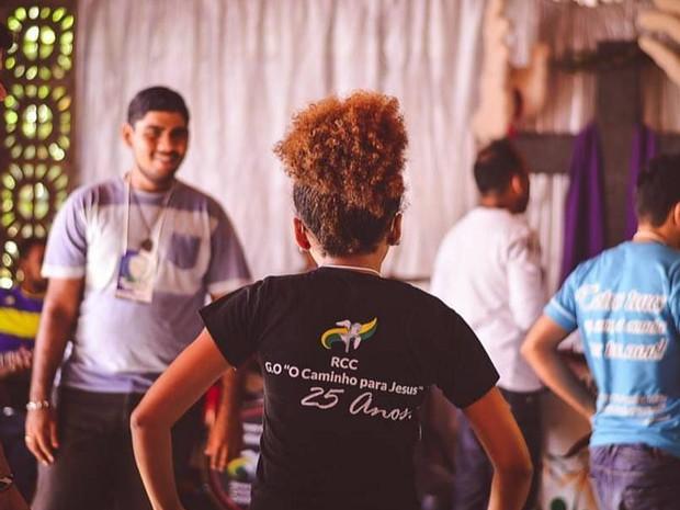Jovens piauienses participarão de missão na Olimpída Rio 2016 (Foto: Jhulio Costa)
