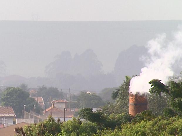 Rio Claro e Santa Gertrudes têm ar mais poluído do estado, aponta Cetesb (Foto: Felipe Lazzarotto)