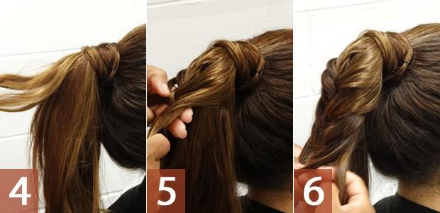 Passo 4, 5 e 6 (Foto: Salve Jorge/ TV Globo)