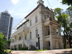 Palacete das Artes, na Avenida Sete (Foto: Divulgação / Dimus)