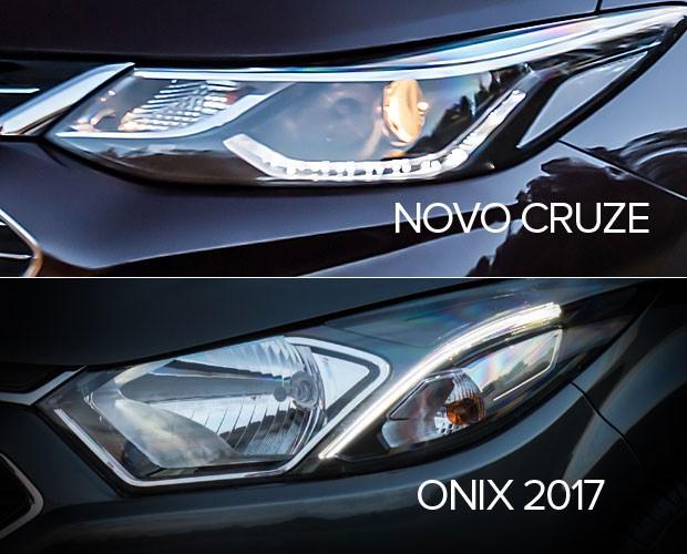 Onix seguirá a identidade global da Chevrolet (Foto: Divulgação)