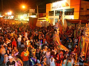 Carnaval de Natal (Foto: Canindé Soares)