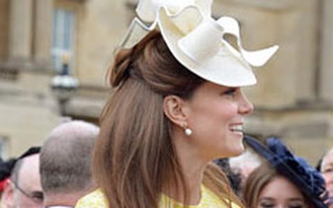 Kate Middleton é orientada a ficar de repouso e longe do sol