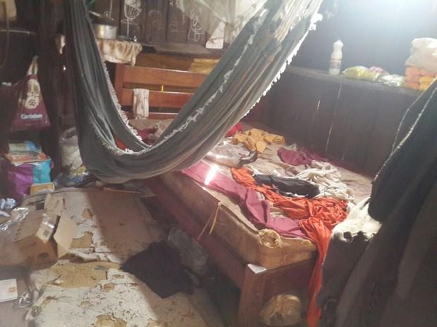 Psicólogo atestou condições de vida sub-humanas vividas pelas vítimas (Foto: Divulgação/Polícia Civil)