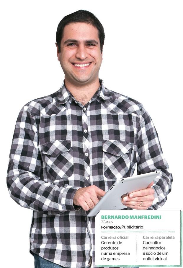 Bernardo Manfredini  (Foto: Marcelo Spatafora/ÉPOCA)