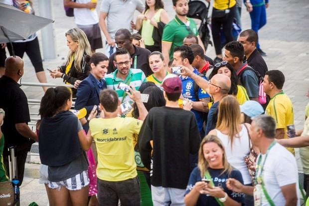 Renata Vasconcellos (Foto: João Miguel Júnior e João Cotta / TV Globo)