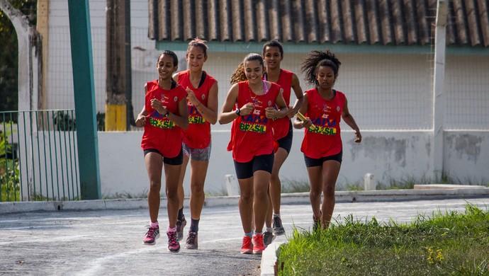 Atletismo Mato Grosso (Foto: Junior Martins/Divulgação)
