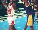 All-Star Game: relembre os duelos entre Kobe e Jordan em 98 e 2003