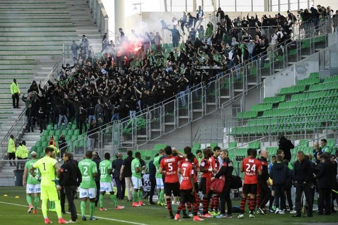 Saint-Étienne x Rennes