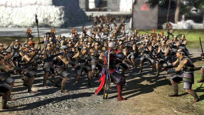 Samurai Warriors 4 (Foto: Divulgação)