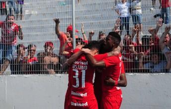 """Inter valoriza empate com Ponte Preta, mas se """"preocupa"""" com falta de vitória"""
