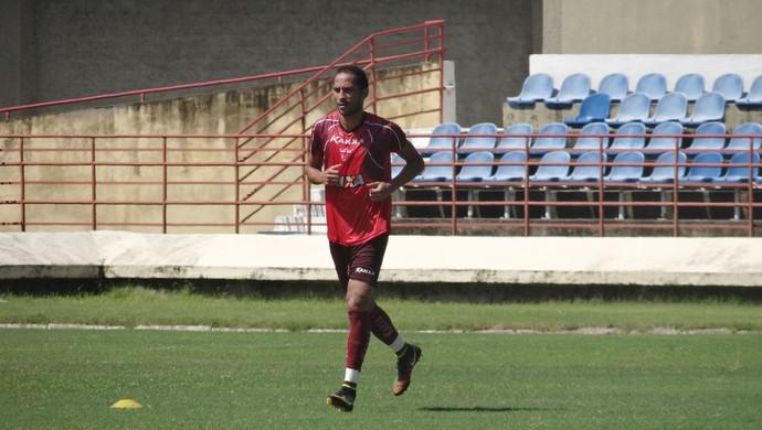 Fernando CRB (Foto: Leonardo Freire/GloboEsporte.com)