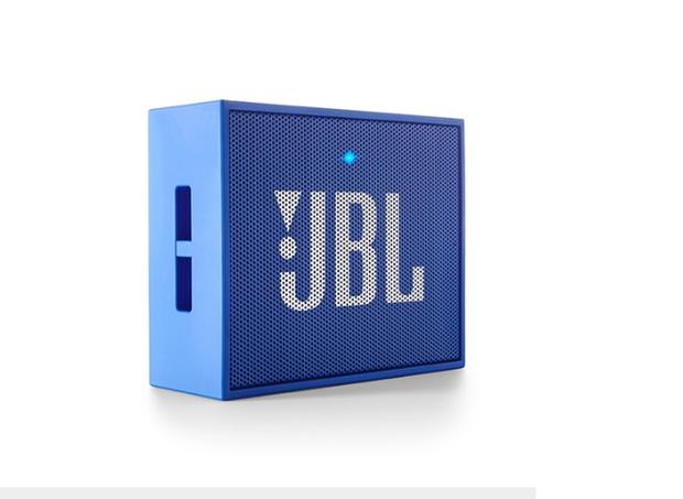 Caixa de som JBL GO, R$ 169. (Foto: Divulgação)