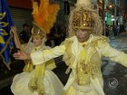 Desfiles das escolas homenageiam artistas e o universo caipira em Itu