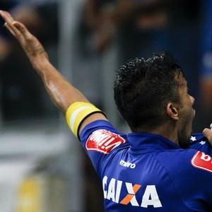 Henrique, Cruzeiro (Foto: Washington Alves/Light Press)