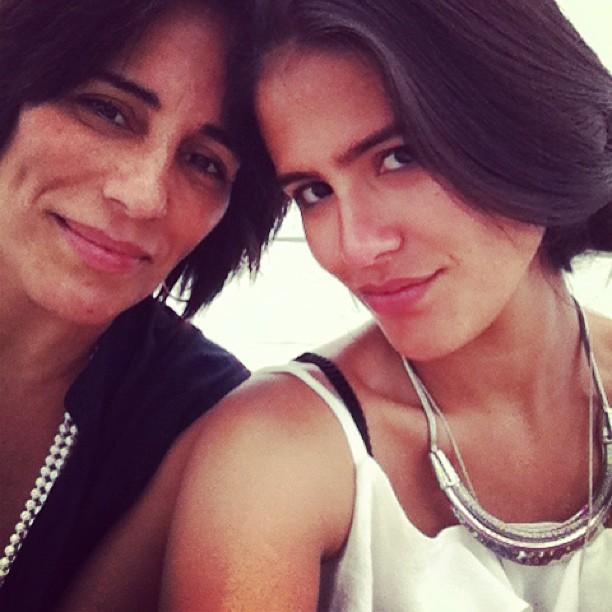 Glória Pires e Antonia Morais (Foto: Instagram / Reprodução)