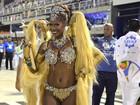 Fantasia de rainha do Sossego veio de mercado popular: 'Comprei no Saara'