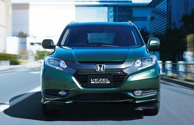 Honda Vezel (Foto: Divulgação)