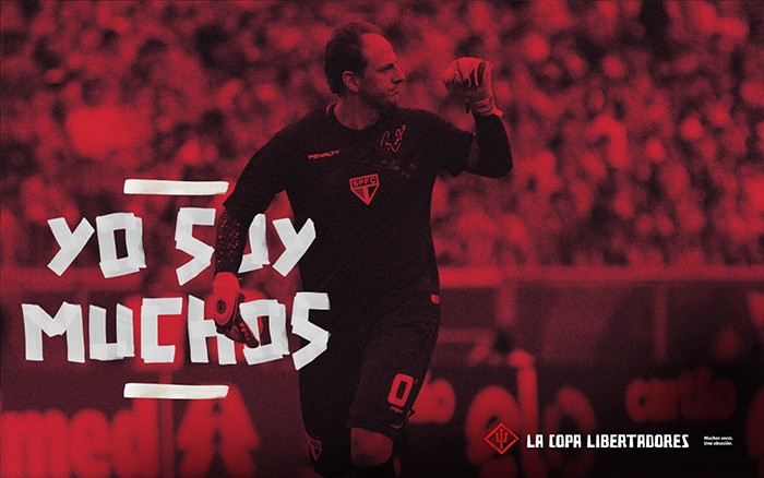 La Copa Libertadores repaginada por Rodrigo Levenzon e Ricardo Carvalho