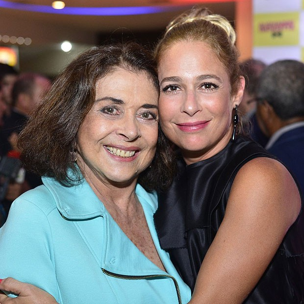 Betty Faria e Andréa Beltrão (Foto: Alex Palarea/André Muzell )