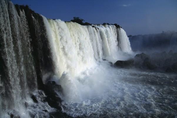 Parque Nacional de Foz do Iguaçu (Foto: Haroldo Castro)