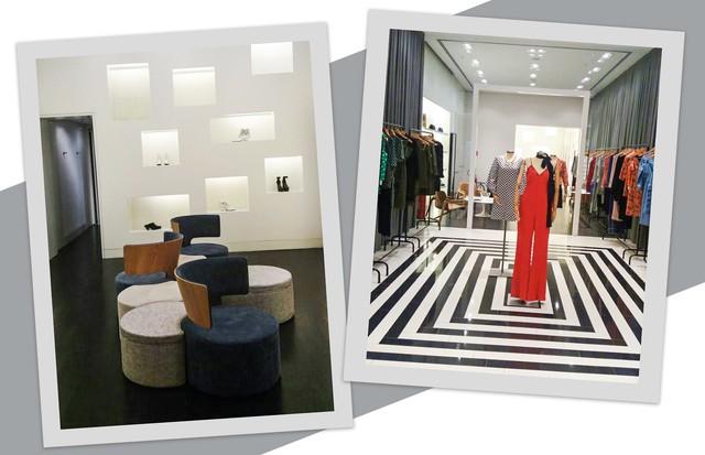 Pop Up Store Reinaldo Lourenço (Foto: Reprodução)