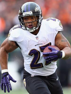 Futebol Americano - Ray Rice, Baltimore Ravens