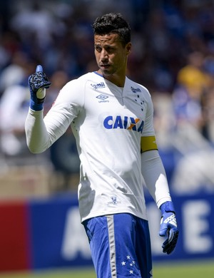Fábio; Cruzeiro (Foto: Washington Alves/Cruzeiro)