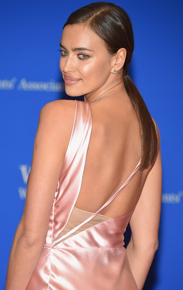 WASHINGTON, DC - APRIL 25:  Model Irina Shayk attends the 101st Annual White House Correspondents' Association Dinner at the Washington Hilton on April 25, 2015 in Washington, DC.  (Photo by Michael Loccisano/Getty Images) (Foto: Getty Images)