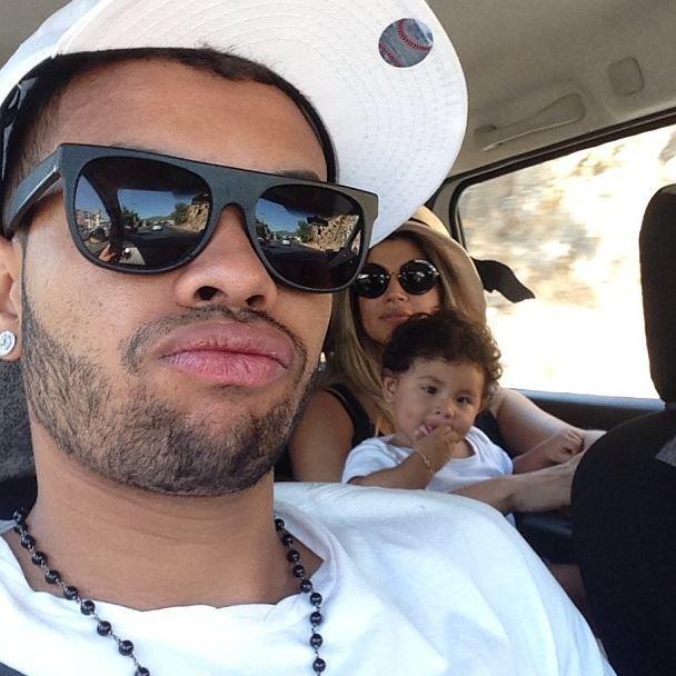 Dentinho e Dani Souza (Foto: Instagram/Reprodução)