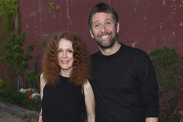 Julianne Moore e Bart Freundlich (Foto: Getty Images)