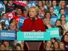 Hillary Clinton teve que lutar contra a própria imagem na eleição dos EUA