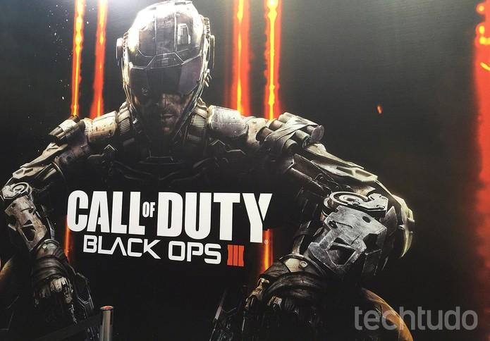 Call of Duty: Black Ops 3 reinventa sua fórmula sem perder a essência (Foto: Victor Teixeira /TechTudo)