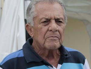 Carivaldo Souza presidente da FSF (Foto: Osmar Rios / GloboEsporte.com)
