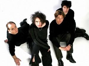 The Cure em foto de 2006 (Foto: Divulgação)