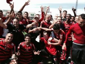 Oeste, Itápolis, acesso (Foto: Divulgação / Oeste FC)